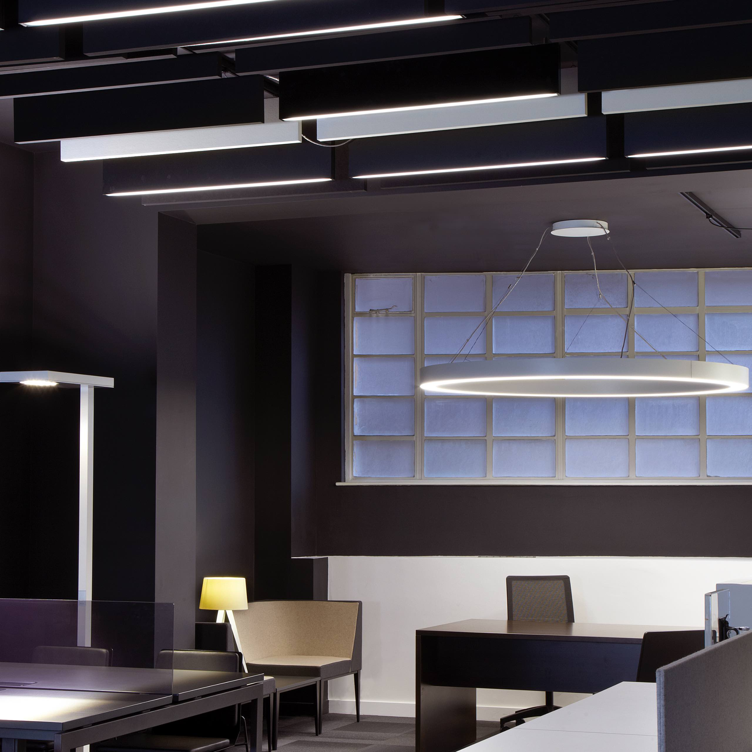 Spectral Blade Acoustic Lighting System